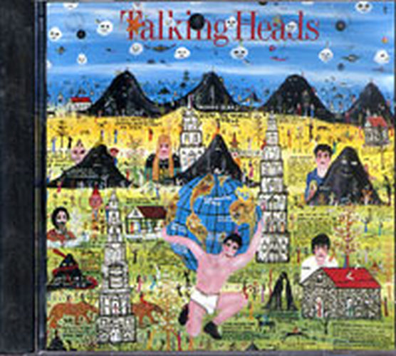 TALKING HEADS - Little Creatures - 1