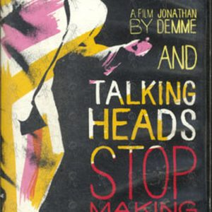 TALKING HEADS - Stop Making Sense - 1