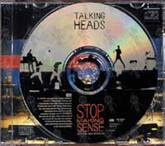 Talking Heads Stop Making Sense Special New Edition