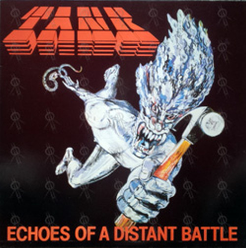 TANK - Echoes Of A Distant Battle - 1