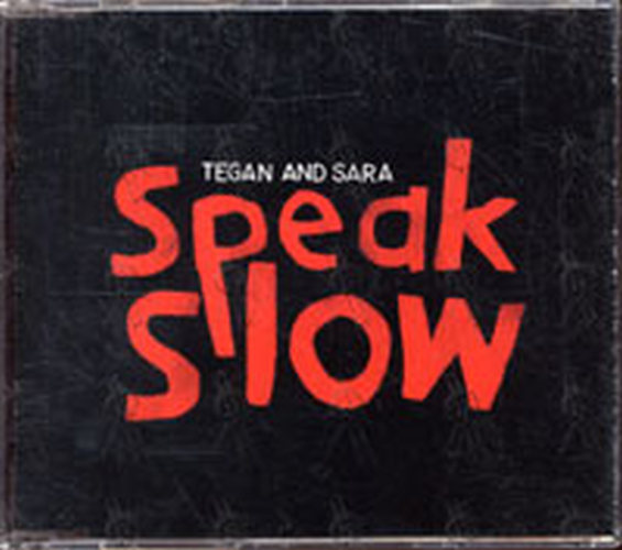 Tegan And Sara Walking With A Ghost Cd Single Ep