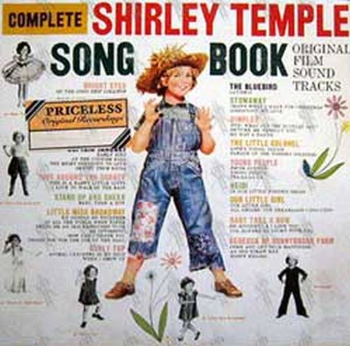 TEMPLE-- SHIRLEY - Complete Shirley Temple Song Book - 1