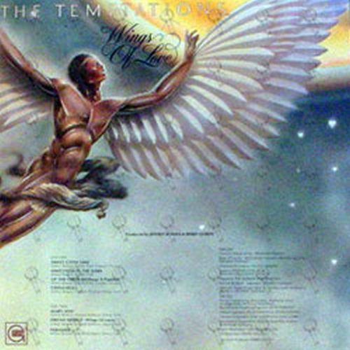 TEMPTATIONS-- THE - Wings Of Love - 2