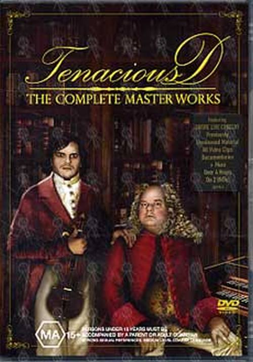 TENACIOUS D - The Complete Master Works - 1