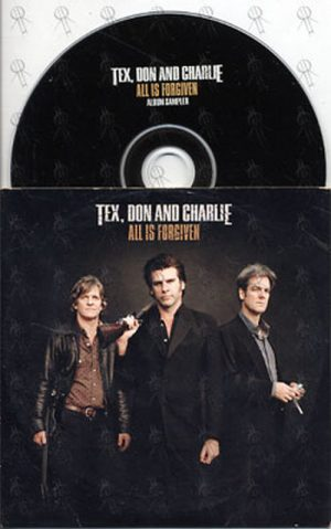 TEX-- DON AND CHARLIE - All Is Forgiven - 1