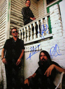 THEM CROOKED VULTURES - Band Promo Photograph - 1