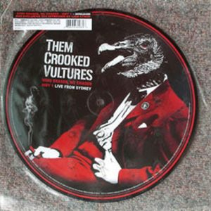 THEM CROOKED VULTURES - Mind Eraser