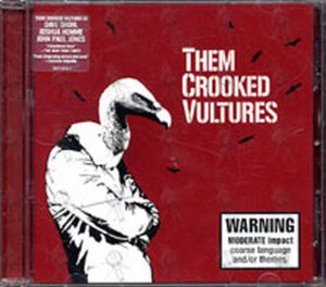 THEM CROOKED VULTURES - Them Crooked Vultures - 1