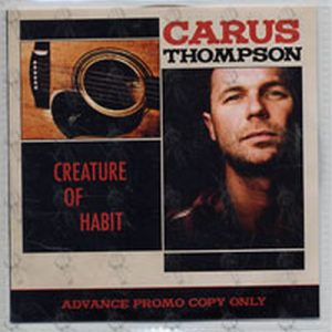 THOMPSON-- CARUS - Creature Of Habit - 1