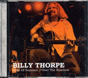 THORPE-- BILLY - Girls Of Summer / Over The Rainbow - 1