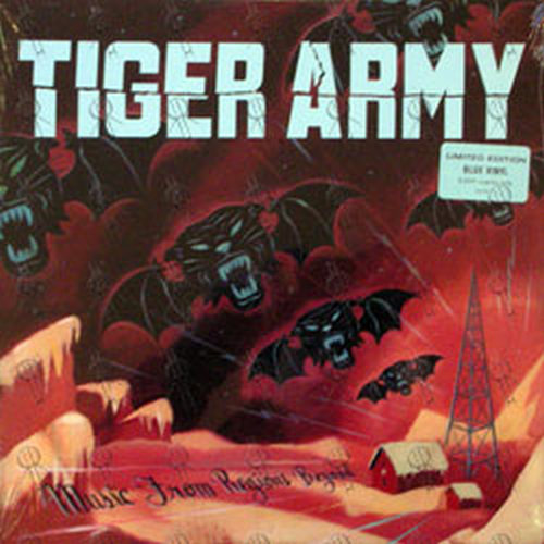 tiger army music from regions beyond 12 inch lp vinyl rare records. Black Bedroom Furniture Sets. Home Design Ideas
