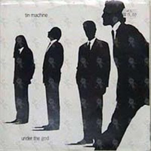 TIN MACHINE - Under The God - 1