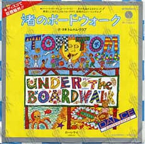 TOM TOM CLUB - Under The Boardwalk - 1