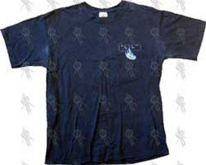 TOOL - Black 'Playing Card' Design 'Lateralus' T-Shirt - 1