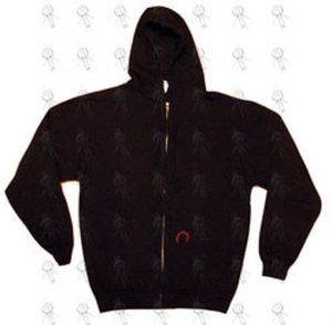 TOOL - Pentagram Design Zip-Up Hoodie - 1