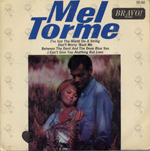 TORME-- MEL - I've Got The World On A String - 1