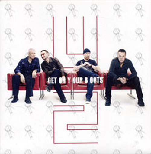 U2 - Get On Your Boots - 1
