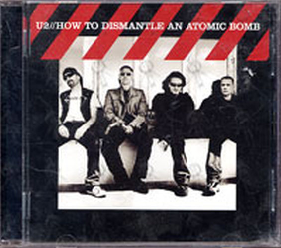 U2 - How To Dismantle An Atomic Bomb - 1