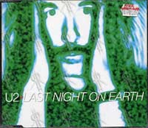 U2 - Last Night On Earth - 1