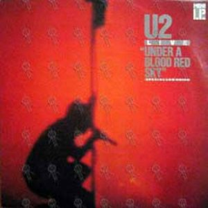 U2 - Live: Under A Blood Red Sky - 1