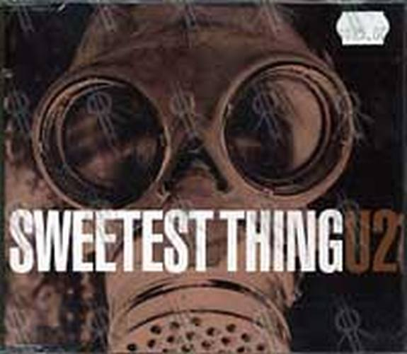 U2 - Sweetest Thing - 1