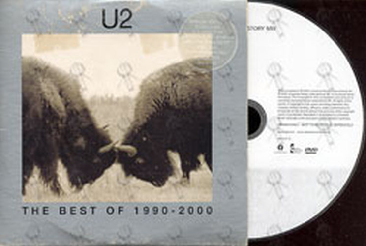 U2 - The Best Of 1990-2000 - 1