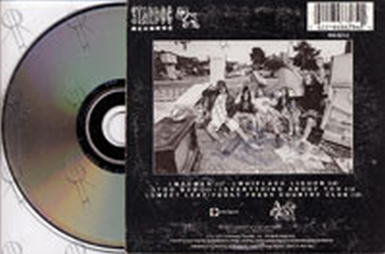 Ugly Kid Joe As Ugly As They Wanna Be Cd Single Ep
