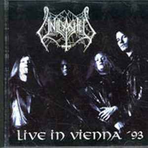 UNLEASHED - Live In Vienna '93 - 1