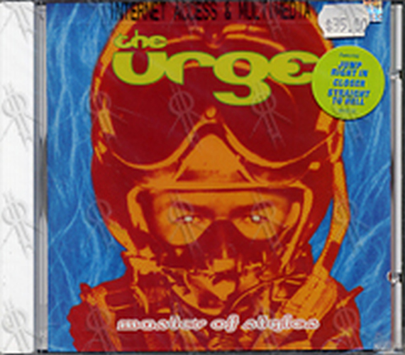 URGE-- THE - Master Of Styles - 1