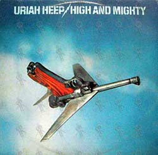 URIAH HEEP - High And Mighty - 1