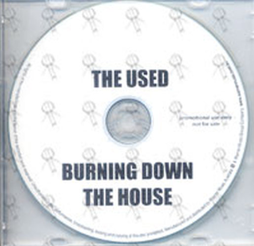 USED-- THE - Burning Down The House - 1