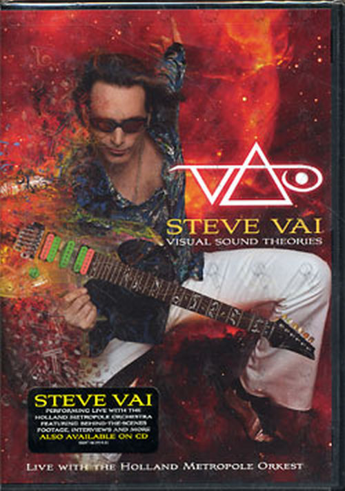 VAI-- STEVE - Visual Sound The - 1