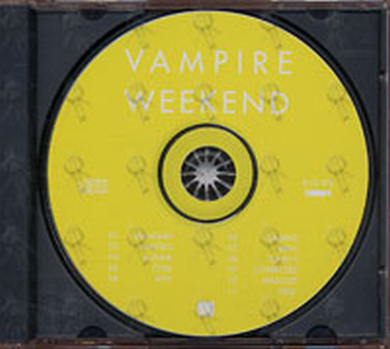 VAMPIRE WEEKEND - Vampire Weekend (Album, CD)