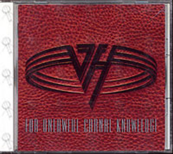 VAN HALEN - For Unlawful Carnal Knowledge - 1