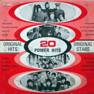 VARIOUS ARTISTS - 20 Power Hits - 1