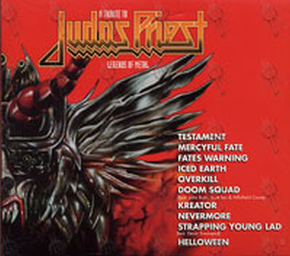 VARIOUS ARTISTS - A Tribute To Judas Priest - 1