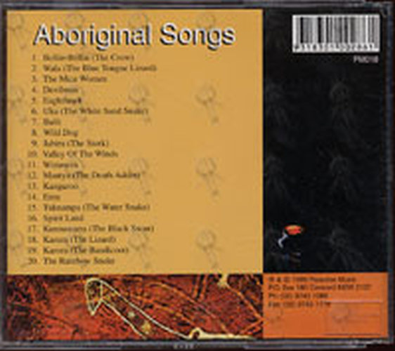 Various Songs From Pigland