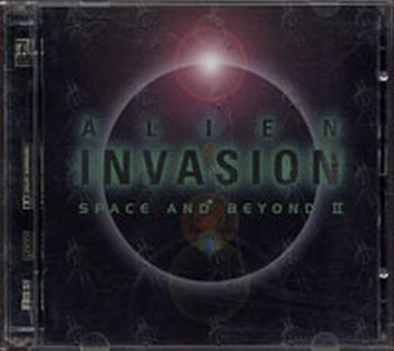 VARIOUS ARTISTS - Alien Invasion: Space And Beyond II - 1