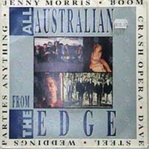 VARIOUS ARTISTS - All Australian From The Edge - 1