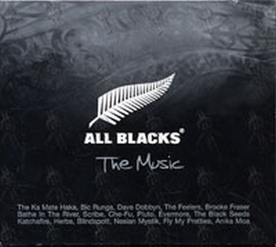 VARIOUS ARTISTS - All Blacks The Music - 1