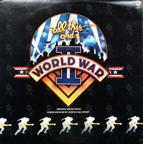 VARIOUS ARTISTS - All This And World War II - 1