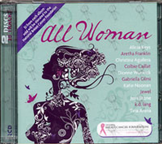 VARIOUS ARTISTS - All Woman - 1