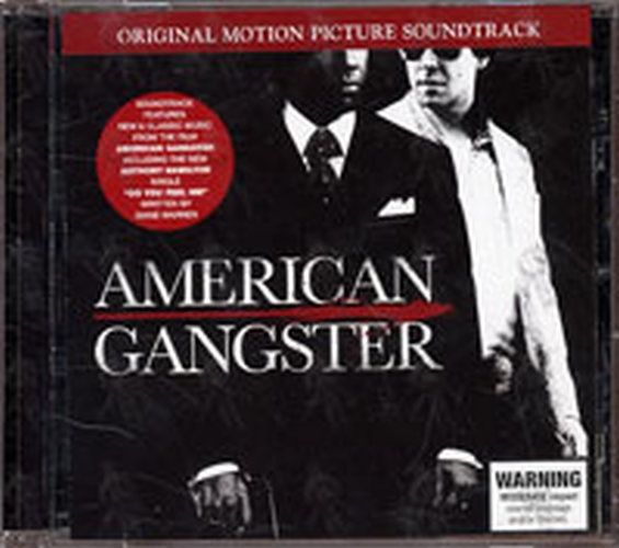 VARIOUS ARTISTS - American Gangster Original Motion Picture Soundtrack - 1