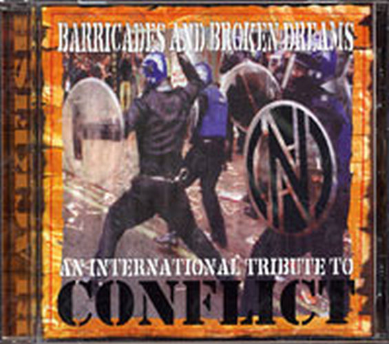 VARIOUS ARTISTS - An International Tribute To Conflict - 1