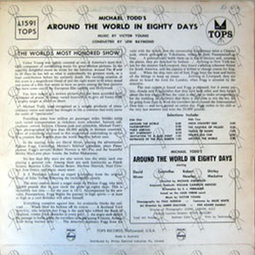 VARIOUS ARTISTS - Around The World In 80 Days - 2