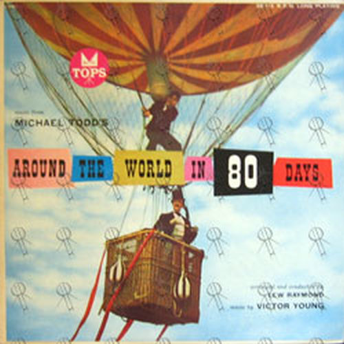 VARIOUS ARTISTS - Around The World In 80 Days - 1