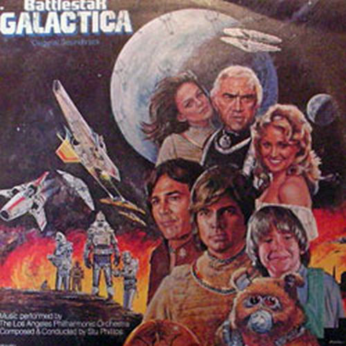 VARIOUS ARTISTS - Battlestar Galactica - 1