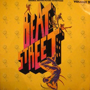 VARIOUS ARTISTS - Beat Street Original Motion Picture Soundtrack - 1