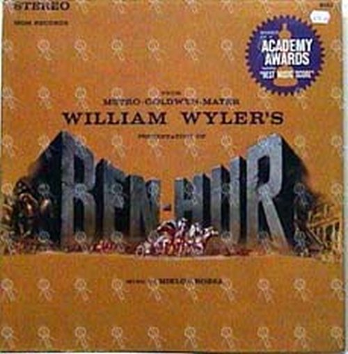 VARIOUS ARTISTS - Ben Hur - 1