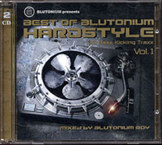 Various Artists Best Of Blutonium Hardstyle Vol 1
